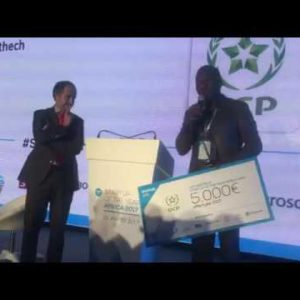 Complete Winners in African Startup of the Year Event in Morocco by Bonjour Idee
