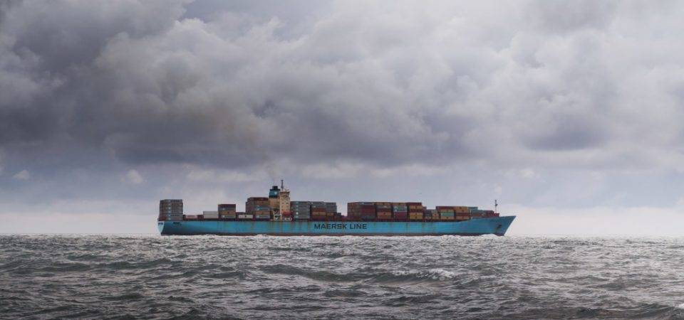 Industry Study: Ocean Freight Shipping