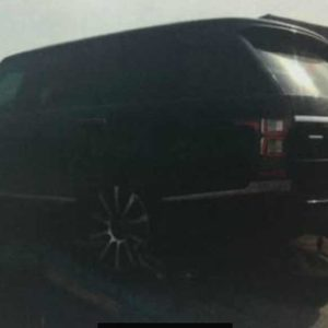 Senate President Saraki's Bulletproof Range Rover Documents Seized By Nigerian Customs