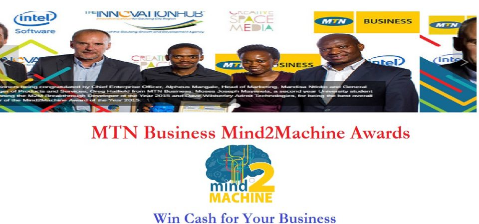 MTN Unveils Mind2Machine Awards & Competitions 2017 – Win Big Prizes And Build Your Startup