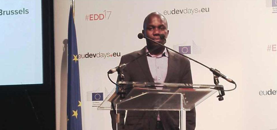 Fasmicro Group Chairman Ndubuisi Ekekwe Speaks At The European Commission, Belgium