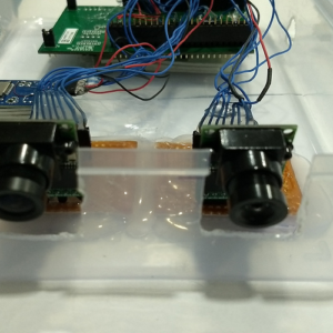 See Photos Of A Camera System We Are Making for Industrial Applications