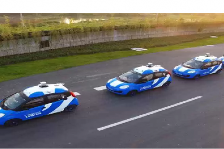 Baidu Apollo's Autonomous Driving Operating System