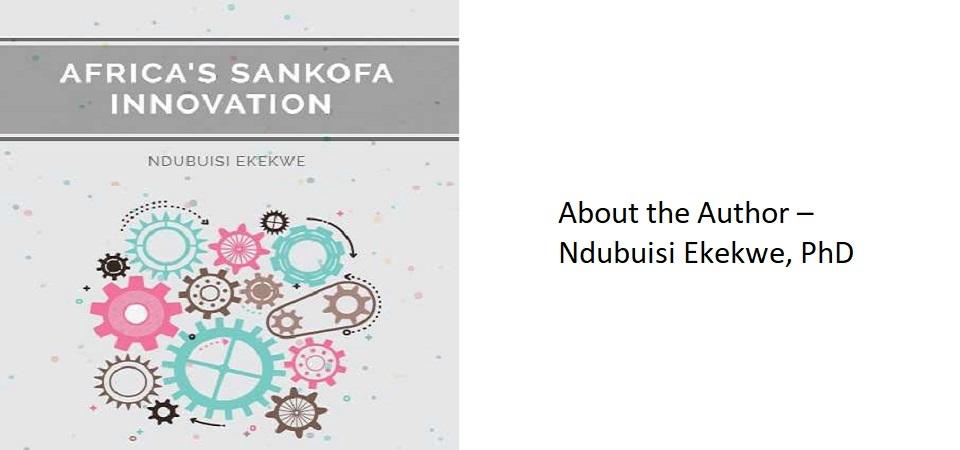 About the Author – Ndubuisi Ekekwe, PhD