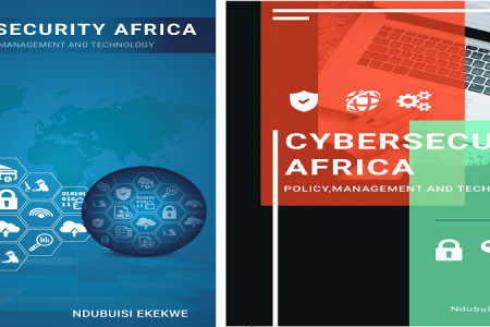 "New book ""Cybersecurity Africa – Policy, Management and Technology"" coming Oct 9"